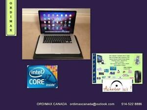 Apple  MacBook Pro 15po  Intel i7 Quad Core 2720QM/ 2.2 Ghz/  8 GB/  High Sierra / A1286/  Bon Condition