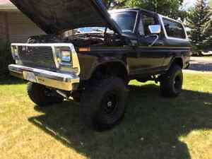 Great Old Bronco