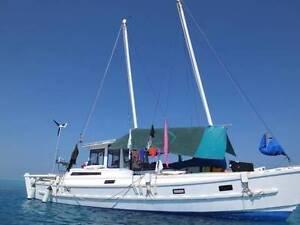 James Wharram Tiki 38 Catamaran for Sale ( Indonesian Flagged ) Sunbury Hume Area Preview