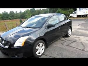 2007 Nissan Sentra 2.0 in excellent condition