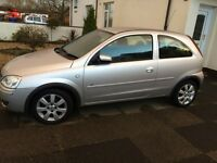 Vauxhall Corsa (Silver) 998cc i 12v Breeze, 05 Plate (MANUAL)