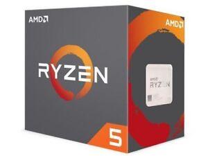 Ryzen 5 1600x (LIKE NEW, WITH BOX/WARRANTY)