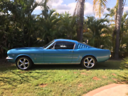 Ford Mustang 1965 Fastback Pacific Pines Gold Coast City Preview