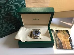Rolex Oyster Style Watch and Box