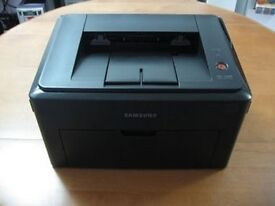 Samsung ML-1640 Mono Laser Printer and Toner (for spares or repairs)