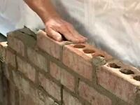 Bricklayer ready to do new house