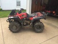 1999 grizzly 600 for parts