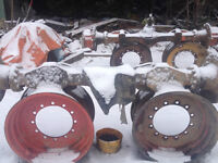 Skidder Housings