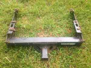 Wanted 73-87 hitch  and rear bumper brackets for suburban /bl