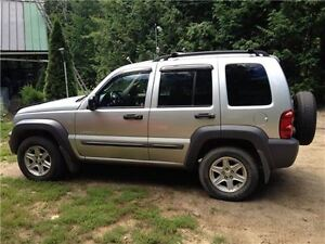 2003 Jeep Liberty Sport 4X4 Peterborough Peterborough Area image 1
