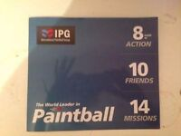 Paintballing Experience Day - 10 Tickets & Free Paintballs Included - Valid from 4/11/16 - 3/11/17