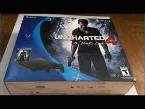 PS4 UNCHARTED BUNDLE ****REDUCED****