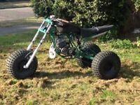 Trike 170 cc 2 stroke