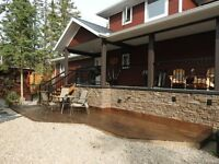 FOR RENT - New Lakefront Cabin at Horseshoe Bay