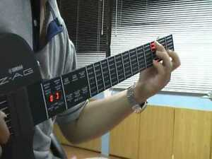 Yamaha EZ-AG Self-Teaching Easy Guitar