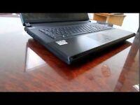 Clevo P170SM Gaming laptop