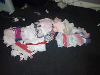 baby girls 6-9months clothing bundle