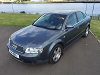 Audi a4 in excellent condition.