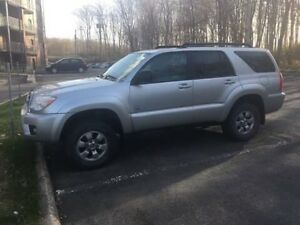 4runner 2009, 160 000 km, 16 800$ négociable