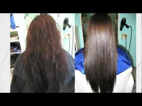 Glasgow Yuko Rebonding Permanent Hair Straightening