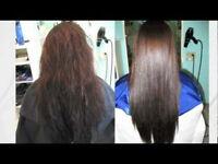 glasgow Yuko, rebonding, Permanent Hair straightening, better than Brazilian blow dry ,格拉斯哥华人理发店