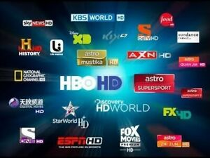 -IPTV  SUBSCRIPTION FOR 12 MONTHS $50.00