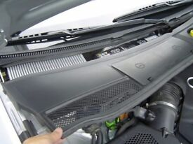 Audi a6 bulkhead cover