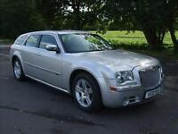 CHRYSLER 300C 3.0 V6 CRD AUTOMATIC TOU DIESEL AUTOMATIC BRIGHT SILVER 2010 10