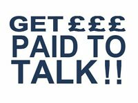 Looking for Sales / Promotions / Fundraising Staff to start work ASAP - No Experience Required