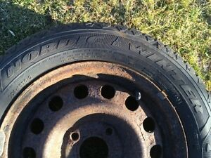 Good Year- Nordic Winter Tires-185/65R14 - $250 obo