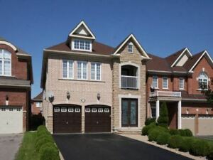 Lovely, Quite Detached for Rent @Hwy7&Bathurst in Vaughan