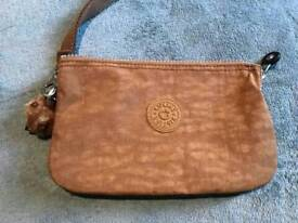 Genuine Kipling Creativity XL Large Purse in Tobacco new with tags