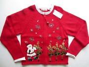 Girls Ugly Christmas Sweater