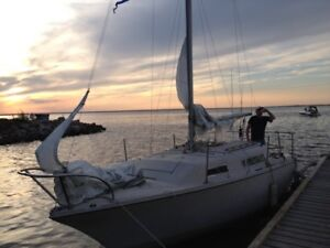1977 Clipper Marine 23TK sailboat for sale