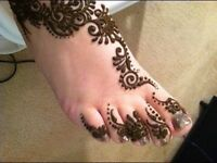 heena tatoo