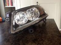 Audi A6 headlamp