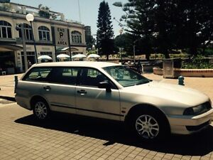 2003 Wagon, with Bed, 5 seats, Tent, Rego, shower..Must sell! Bondi Junction Eastern Suburbs Preview