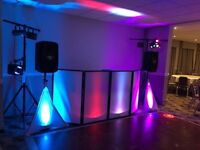 DISCO / Mobile Disco hire for Weddings,Birthdays etc.