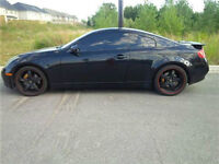 2004 Infiniti G35 Coupe clean title no accidents mint
