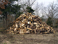 Firewood For Sale ....230 + HST/ CORD Local