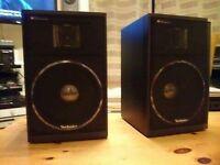 Technics SB-F5 speakers
