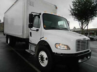 MOVING TRUCKS GOING TO BC EMPTY-- CHEAPEST RATES - WEEKLY TRIP