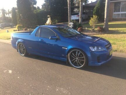 2009 ss ute St Clair Penrith Area Preview