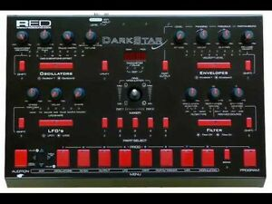 SYNTH DESKTOP REDSOUND DARKSTAR