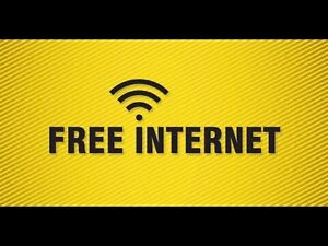 Have your home phone and internet for free forever!!! Only taxes