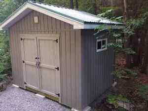 Custom Shed's For sale
