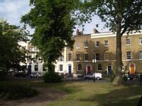 Beautiful 1-bed flat with garden in Tredegar Square 2 mins to Mile End tube station