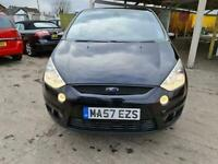 2007 Ford S-MAX 2.0 Titanium 5dr, MOT 17/03/2022 , 2 FORMER KEEPERS FROM NEW, HP
