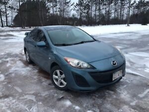Mazda 3 for sale great shape !