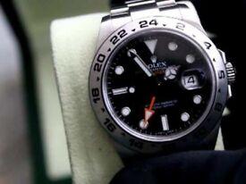 Rolex Explorer II ETA 2836